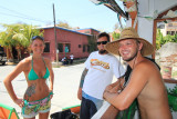 Saint Patrick's Day Ox Cart Pub Crawl