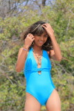Moda del Mar Fashion Shoot at Mixcal Beach