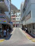 DSC01663 - Typical side street in Manzanillo