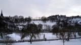 Happy White Christmas from Edinburgh