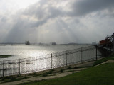 The Raging Mississippi River - March 18, 2008