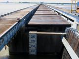 Spillway Gauge - April 19, 2008