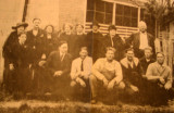 George Kugler Family - Photo taken Where Spillway Now Stands