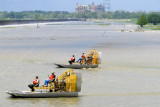 Workers on Airboats Keep Watchful Eye - April 11, 2008 - Opening Day