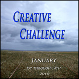 Creative Challenge for January 1st through the 14th 2010
