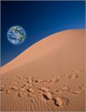 Footprints Worlds Away