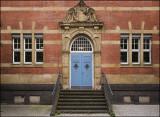 10th: School Door*by Anna Schmidt