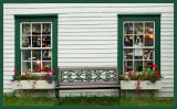 10th: Mallard Cottage Windows