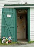 Mallard Cottage Door