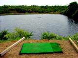 Do golf carts float?
