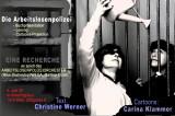 Lesung Die Arbeitslosenpolizei von Christine Werner
