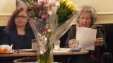 v. l. Christine Werner, Anita C. Schaub