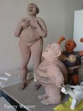 Skulpturen von Fanny Wagner