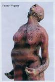 Skulptur von Fanny Wagner