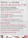 24 Stunden Kunstbewegung Meidling