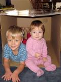 November 2009 (Kristina 6 months old)