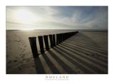Ameland strand / Ameland beach