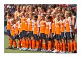 Dutch women's team