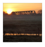Crossing dawn