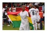58 - Ghana wins