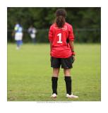 13 - the lone goalkeeper