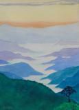Tapichilaca Sunrise (11x14)
