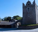Clock tower, Castle Ward