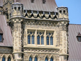 Parliament Buildings: architecture of the Centre Block