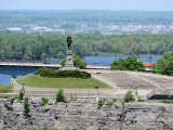 Champlain Monument on Nepean Point
