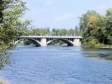 Cummings Bridge over the Rideau River
