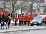 Funeral for a Mountie