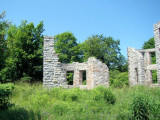 Ruins off Old Carp Road