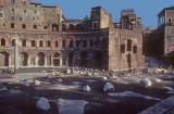 Rome - Fora and Trajanus Column