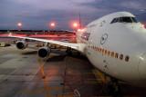 The journey back to Jakarta