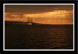 The Bridge between Sweden & Denmark