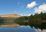 Two Loch Walk, Galloway, Southern Scotland - Apr '08