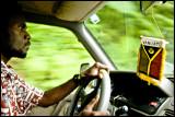 Driving through Tanna