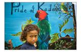 So who's the pride of Kadavu? ...Hmmh?