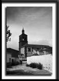 La Calahorra, Church
