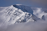 Mountain Peak Detail