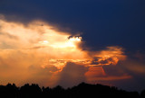 After The Thunderstorm: Christiansburg