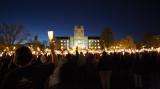 A Sea Of Candles-April 16, 2008