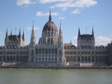 Travels around and from Budapest