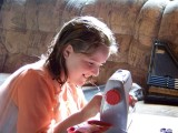 Granddaughters Visit Sumer 2008