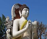 Buddha from the Dvaravati Period