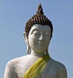 Buddha image from Wat Pho Kao Ton, Sing Buri