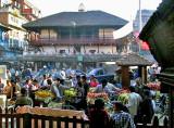 Marketplace, Durbar Square, Kathmandu