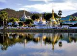 Jong Kham Lake, day