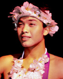 Hawaiian chorus boy