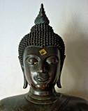 Buddha image from Wat Luang, Phayo Province, northern Thailand